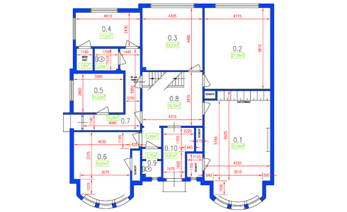 Cad tekenservice 2d 3d cad engineering for 2d plattegrond maken
